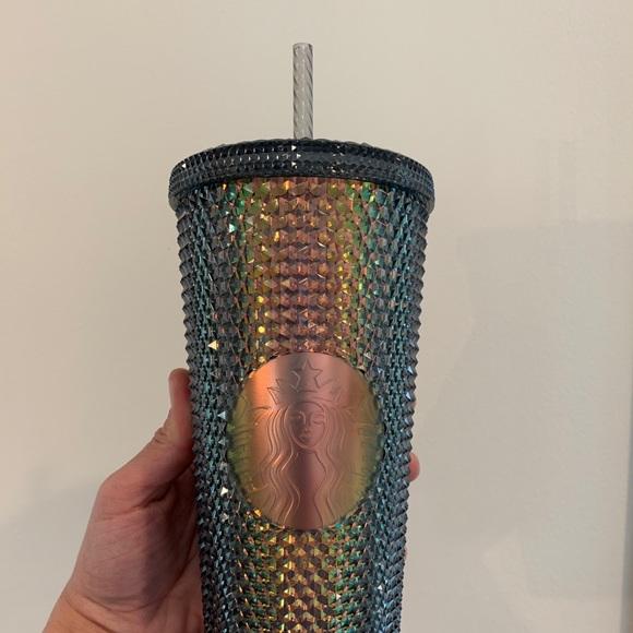 Starbucks Fall 2020 Studded Iridescent Tumbler